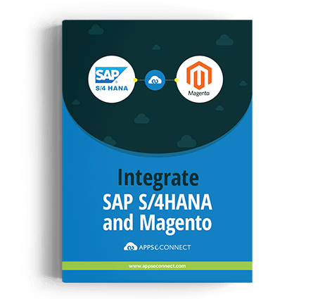 SAP S/4 HANA and magento integration