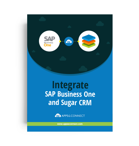 SAP Business One with Sugar CRM Integration