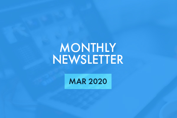 APPSeCONNECT Newsletter-march2020