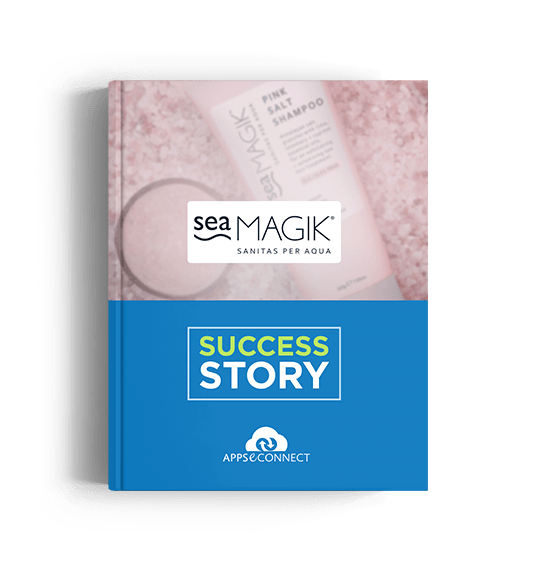 Sea Magik Skincare-APPSeCONNECT-case-study