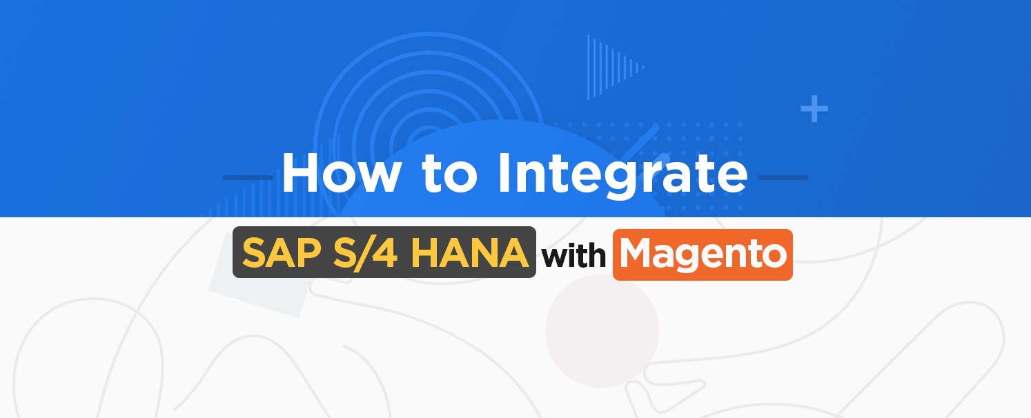 hana magento integration