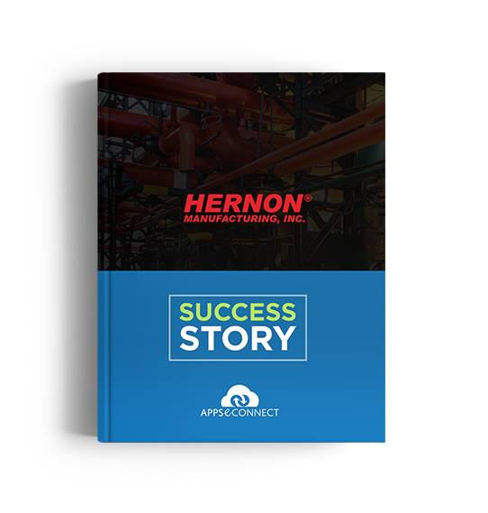 Hernon Success Story - APPSeCONNECT
