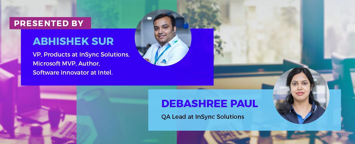 presenter-abhishek-sure-debashree-paul-appseconnect-process-flow