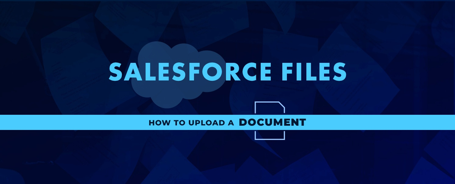 Salesforce files