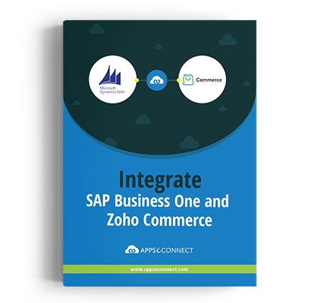 ZohoCommerce and SAP Business One-integration