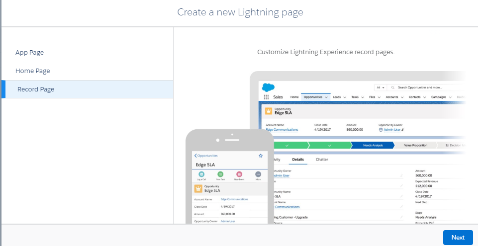 new-lightning-page