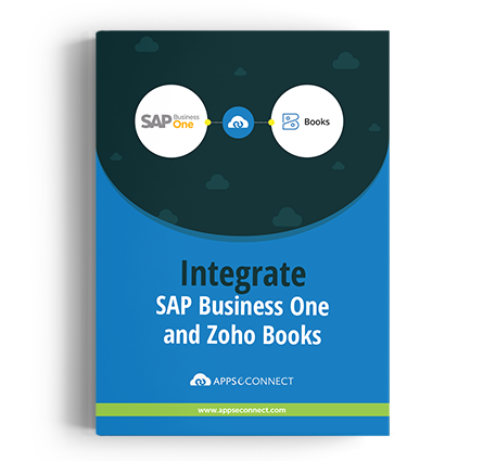 SAP Business One and Zoho Books Integration