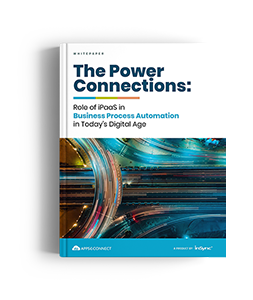 Role of iPaaS in Business Process Automation in Today's Digital Age- White Paper