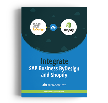 Connect SAP Business ByDesign with Shopify