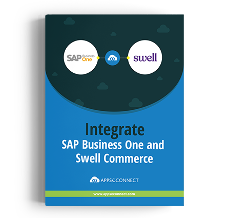 Swell commerce and SAP Business One integration