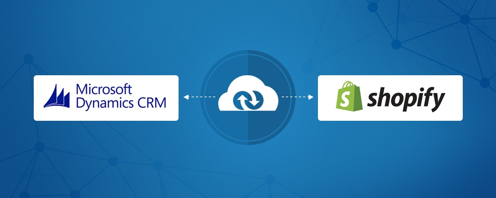 Microsoft Dynamics CRM with Shopify
