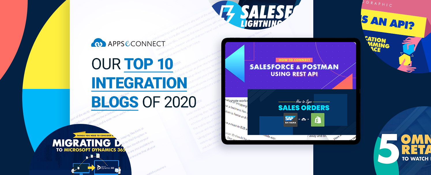 Our Top Integration Blogs of 2020