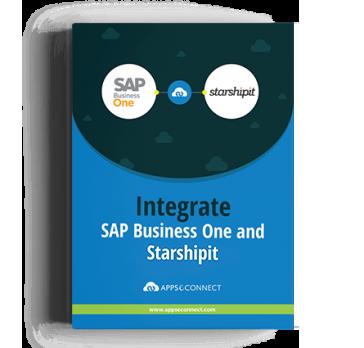 starshipit-SAP-Business-One-integration