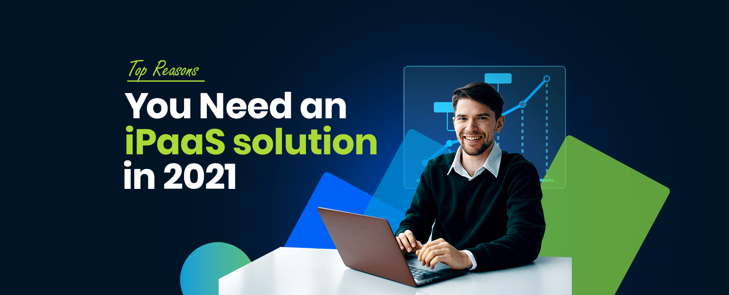 Top Reasons You Need an iPaaS solution in 2021 copy