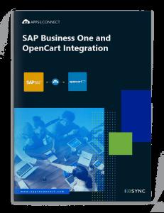 sap-business-one-opencart-integration-brochure-cover