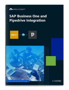 sap-business-one-pipedrive-integration-brochure-cover