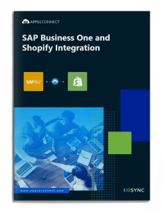 sap-business-one-shopify-integration-brochure-cover