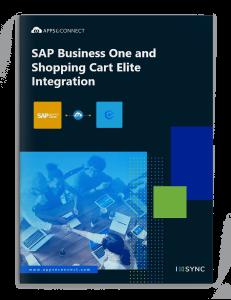 sap-business-one-shoppingcartelite-integration-brochure-cover