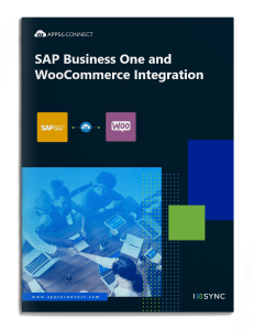 sap-business-one-woocommerce-integration-brochure-cover