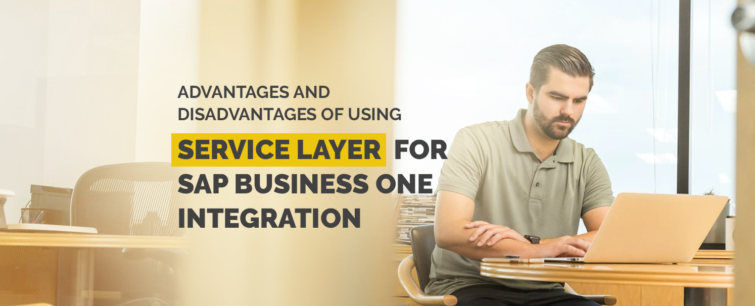 Advantages and Disadvantages: Service Layer for SAP Business One Integration