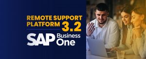 Remote Support Platform 3.2 (RSP 3.2) for SAP Business One copy