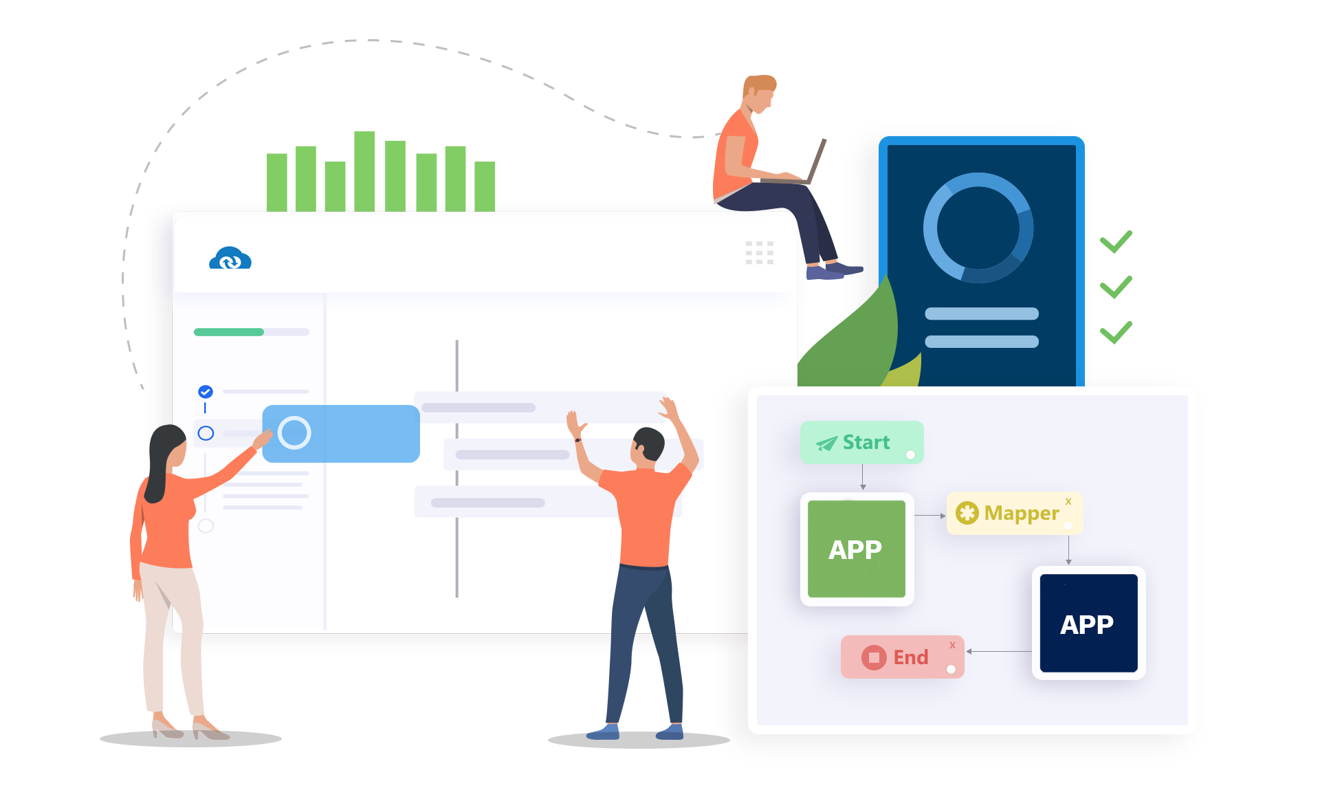 APPSeCONNECT iPaaS Features
