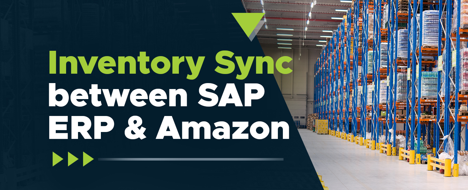 How to Sync Inventory between SAP ECC and Amazon