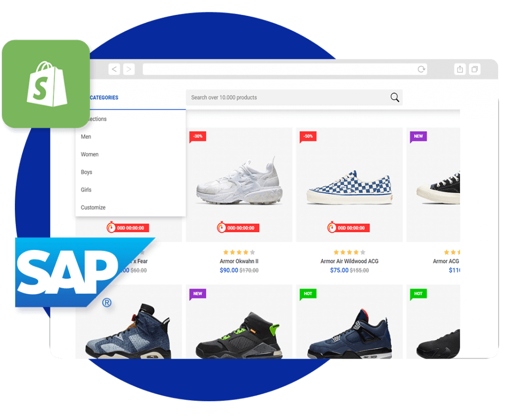 Webinar How Shopify game changer for SAP Customers