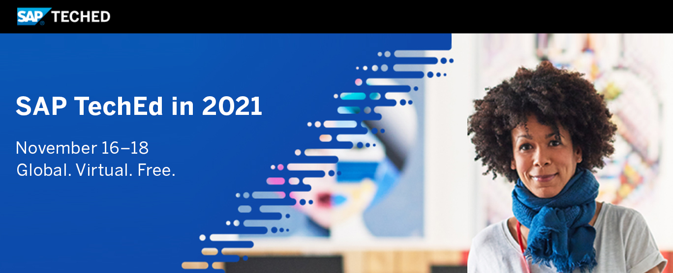 SAP TechEd 2021
